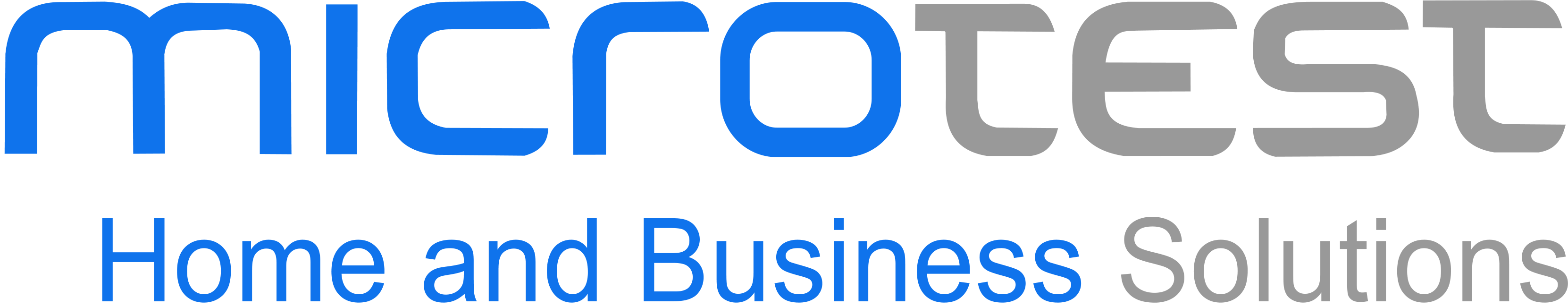 Microtest Home & Business Logo