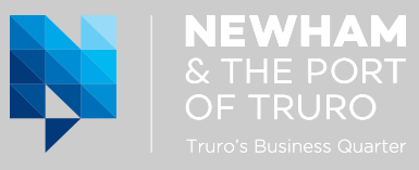 Newham and the Port of Truro Logo